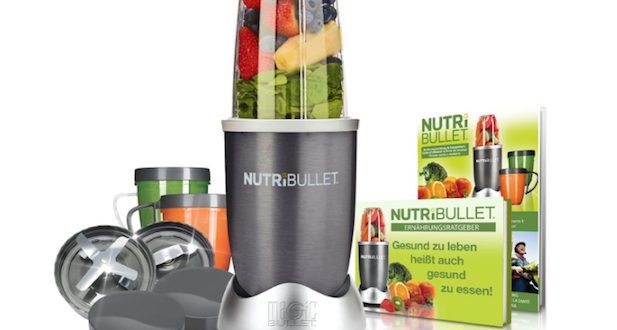 Smoothie Mixer NutriBullet