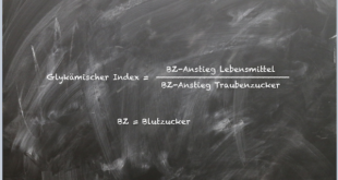Glykämischer Index
